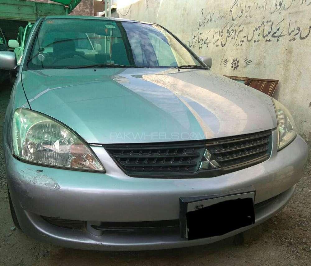 Mitsubishi Lancer GLX Automatic 1.3 2007 Image-1