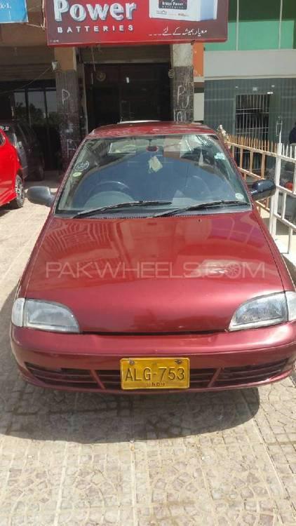 Suzuki Cultus VXR (CNG) 1997 Image-1