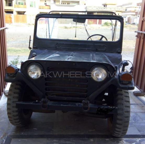 Jeep M 151 Standard 1976 Image-1