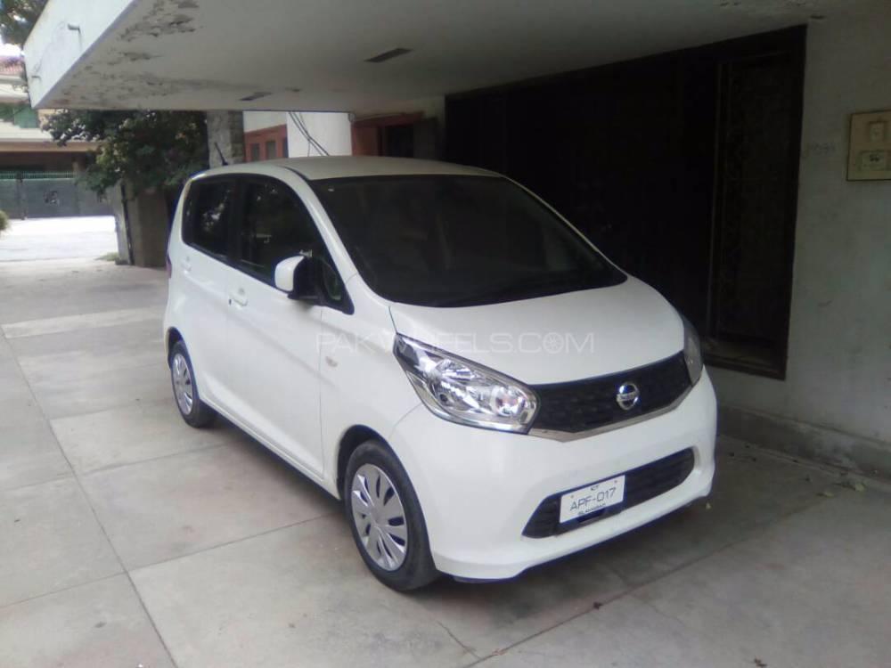 Nissan Dayz S 2015 Image-1