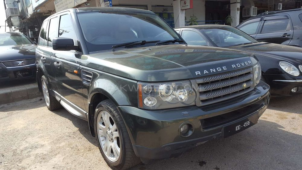Range Rover Sport HSE 2006 Image-1