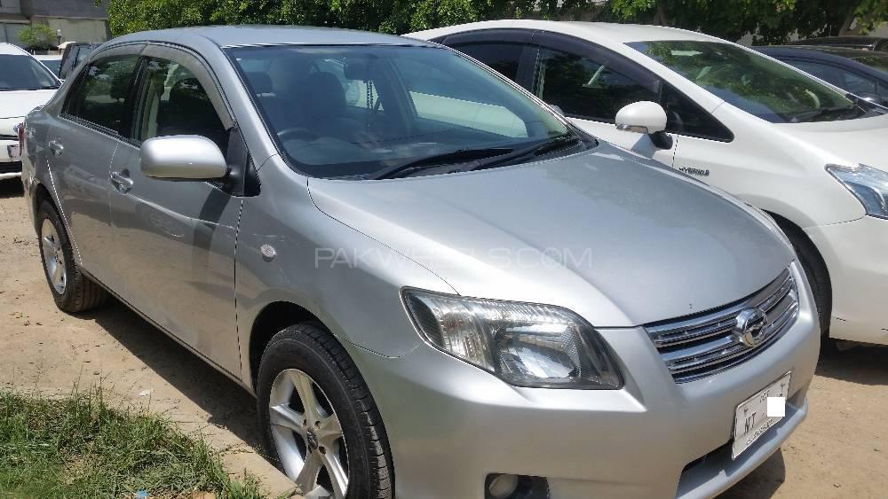 Toyota Corolla Axio G 2006 Image-1