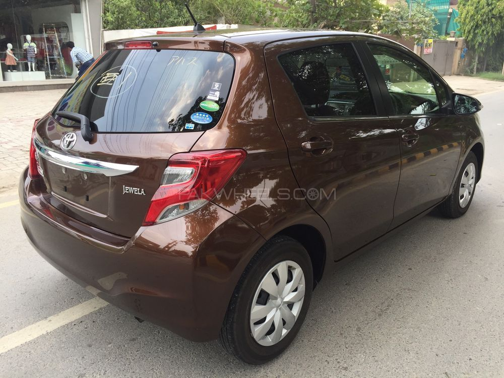 Toyota Vitz Jewela Smart Stop Package 1 0 2014 For Sale In