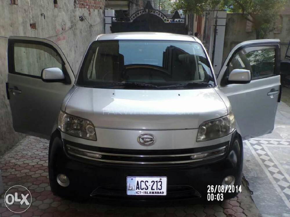 Daihatsu Coo 2007 Image-1