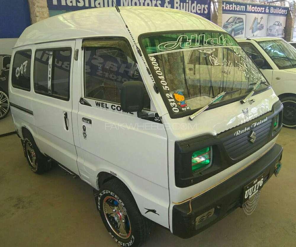 Suzuki Bolan GL 2012 Image-1