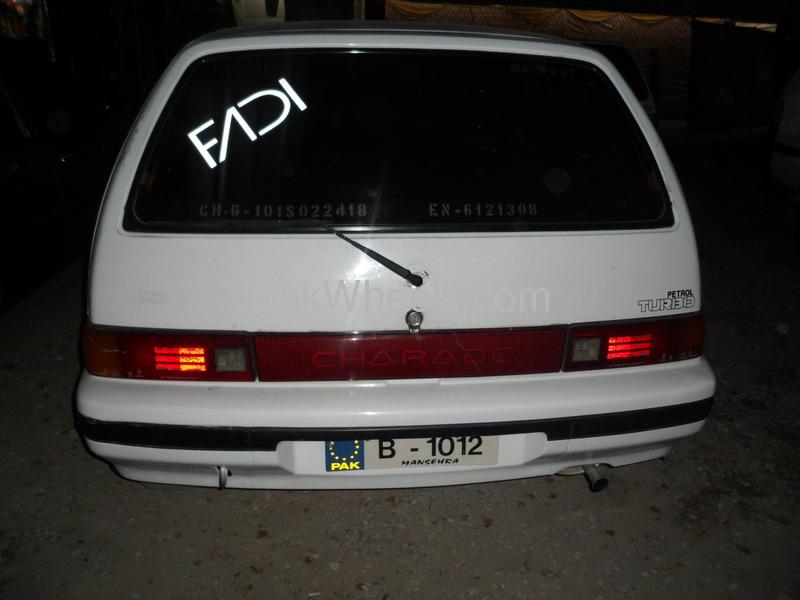 Daihatsu Charade GT-ti 1989 Image-2