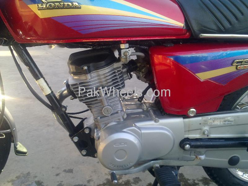 Honda CG 125 2004 Image-4
