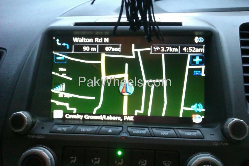 Honda Civic VTi Oriel Prosmatec 1.8 i-VTEC 2011 Image-3