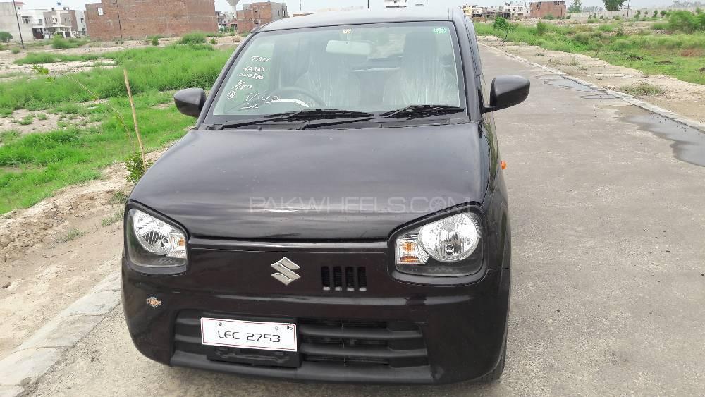 Suzuki Alto 2014 Image-1