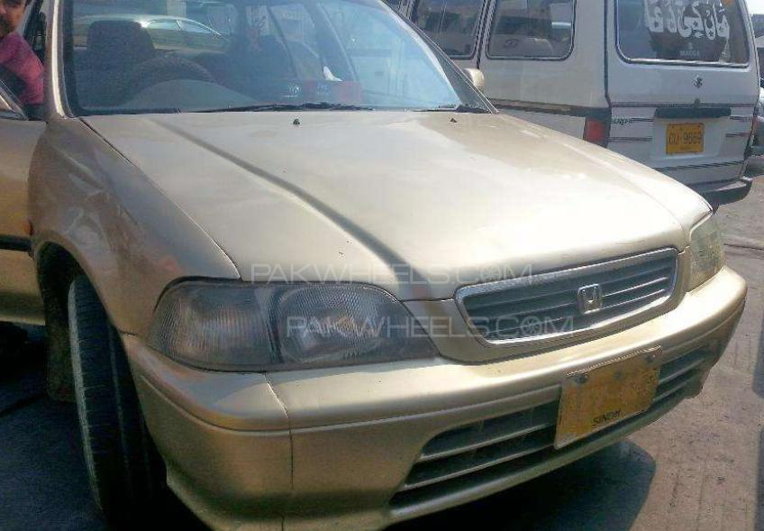Honda City 1999 Image-1