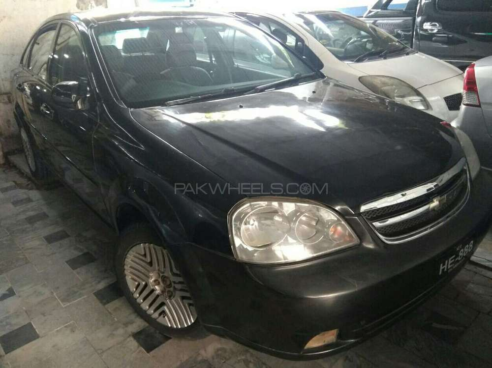 Chevrolet Optra 1.6 Automatic 2006 Image-1