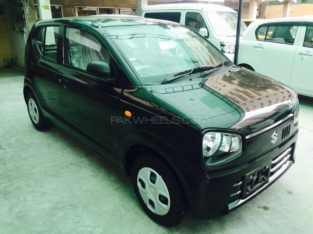 Suzuki Alto Eco ECO-L 2015 Image-1