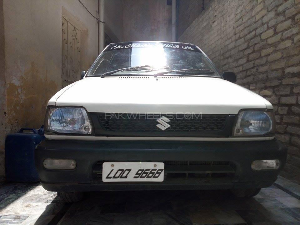 Suzuki Mehran VXR (CNG) 1993 Image-1