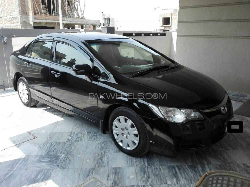 honda civic vti 1 8 i vtec 2008 for sale in peshawar pakwheels. Black Bedroom Furniture Sets. Home Design Ideas