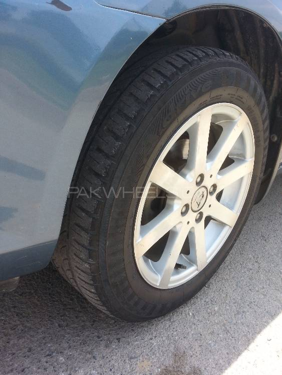 Alloy Wheel Rims R15 Image-1