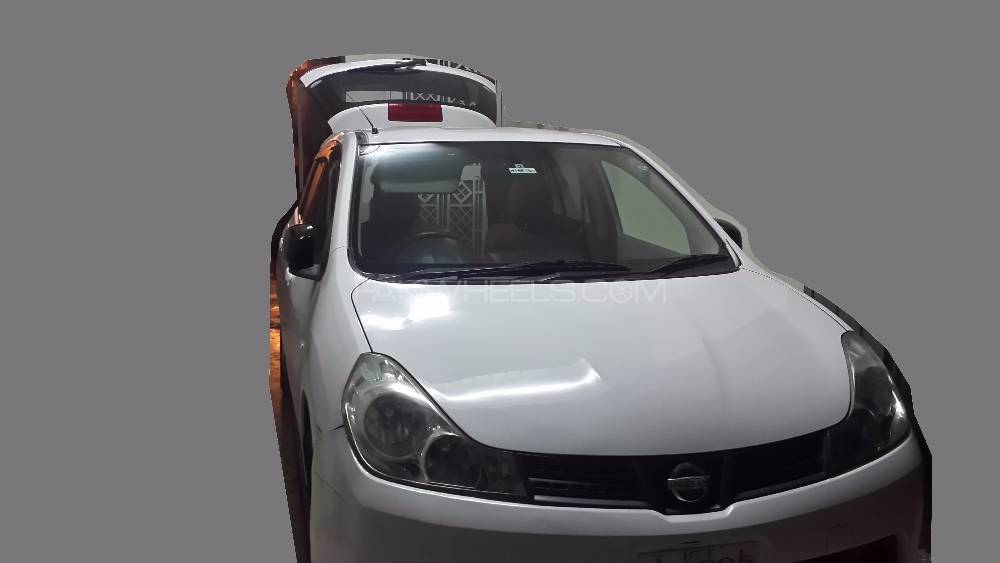 Nissan Wingroad 2007 Image-1