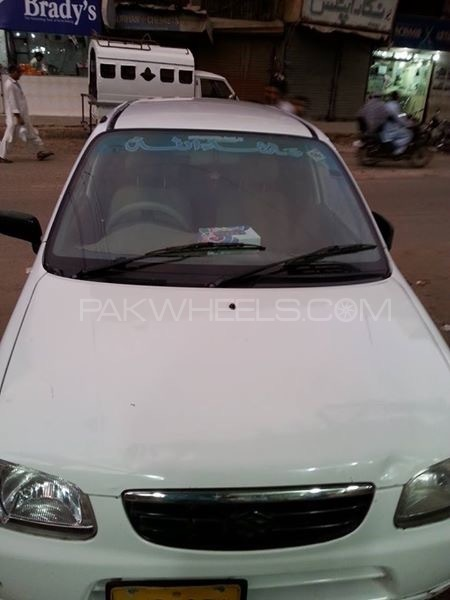 Suzuki Alto VXR (CNG) 2006 Image-1