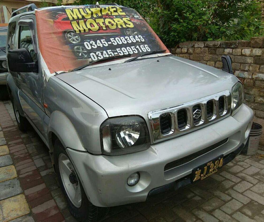 Suzuki Jimny JLDX 1989 Image-1