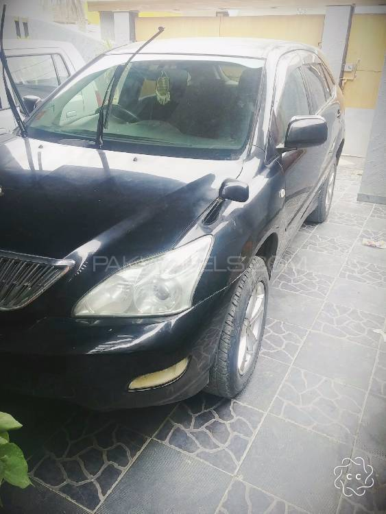 Toyota Harrier 2006 Image-1