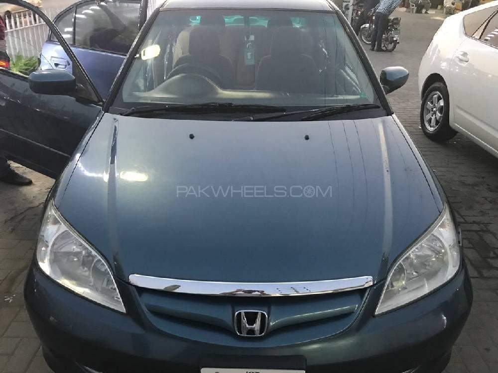 Honda Civic EXi Prosmatec 2004 Image-1