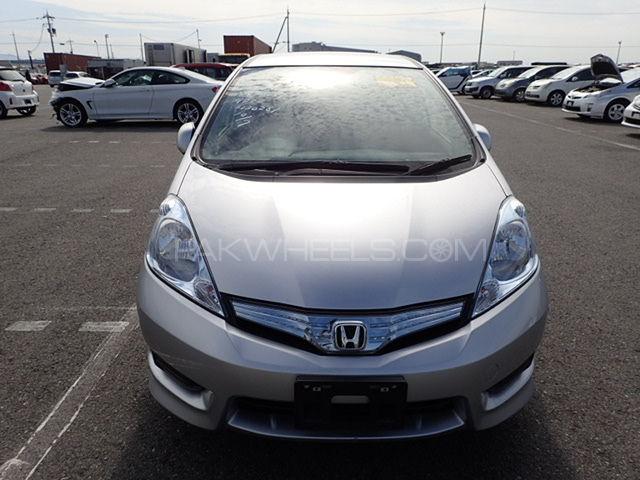 Honda Fit Smart Selection 2013 Image-1