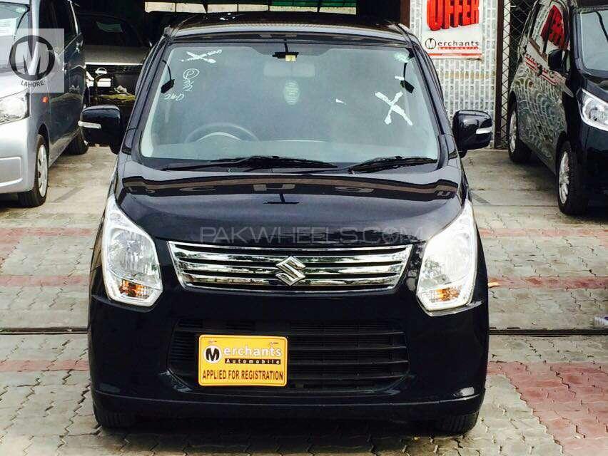 Suzuki Wagon R Fx Limited