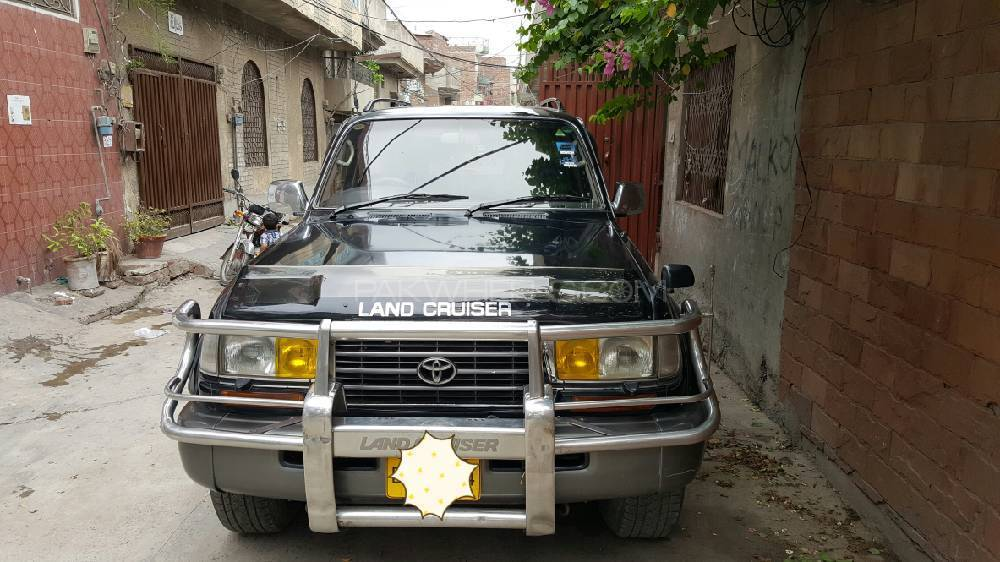 Toyota Land Cruiser VX Limited 4.2D 1993 Image-1