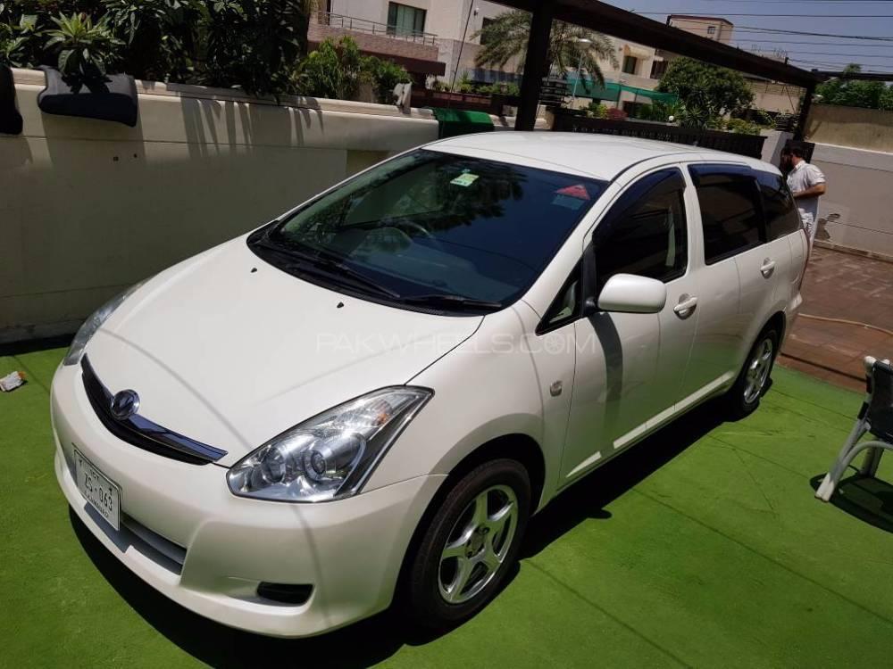 Toyota Wish 1.8S 2007 Image-1