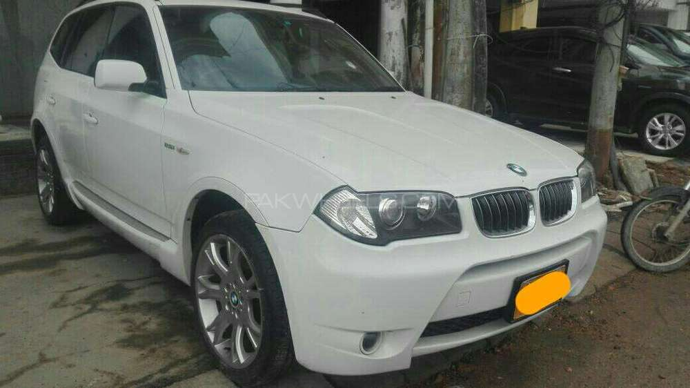 BMW X3 Series 2006 Image-1