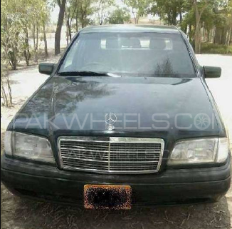 Mercedes Benz C Class 1997 Image-1