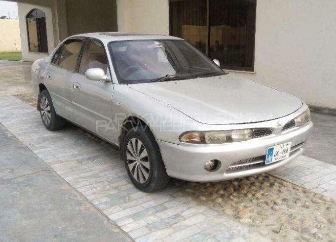 Mitsubishi Galant Base Grade 2.0D 1994 Image-1