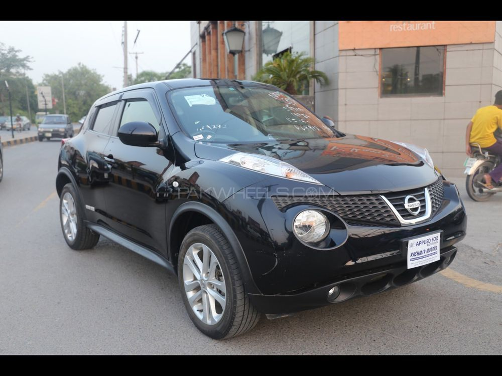 Nissan Juke 15rx Type V 2012 For Sale In Lahore Pakwheels