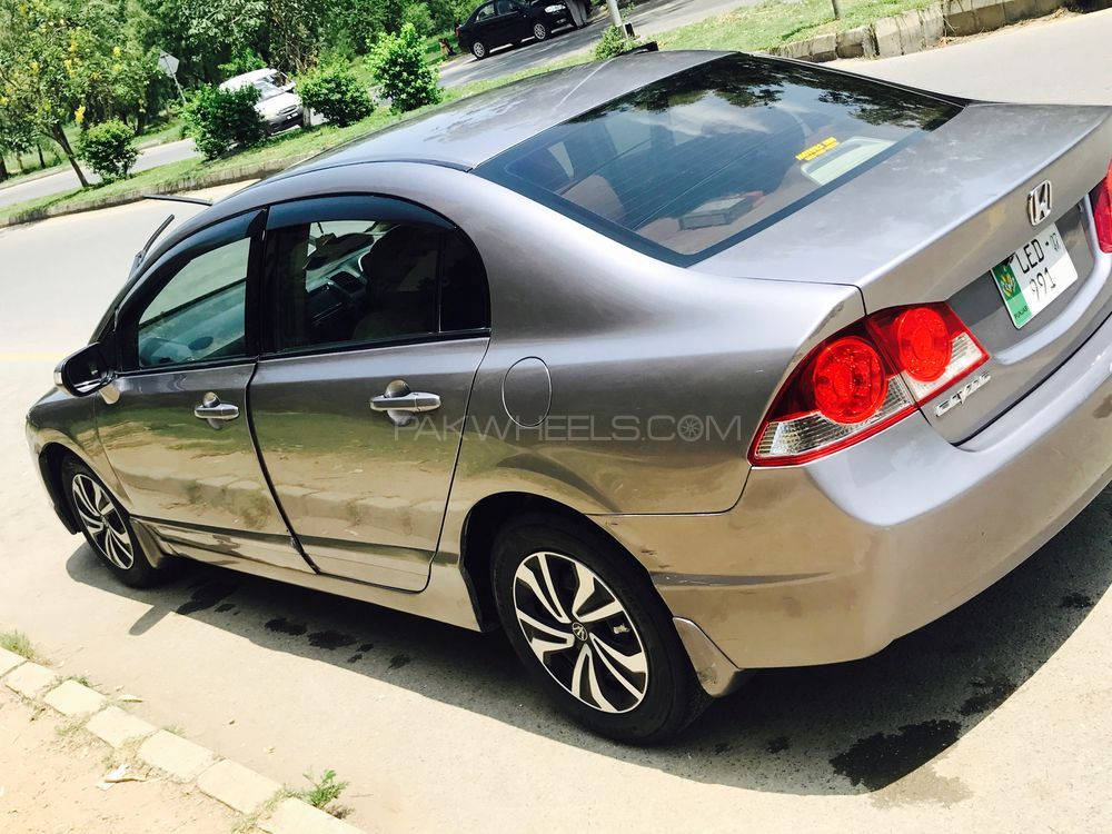 honda civic vti oriel 1 8 i vtec 2007 for sale in islamabad pakwheels. Black Bedroom Furniture Sets. Home Design Ideas
