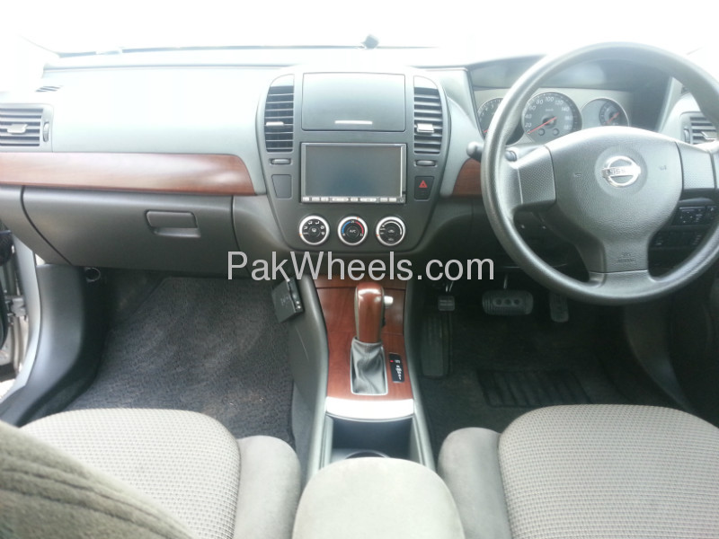 Nissan Bluebird Sylphy 2007 Image-3