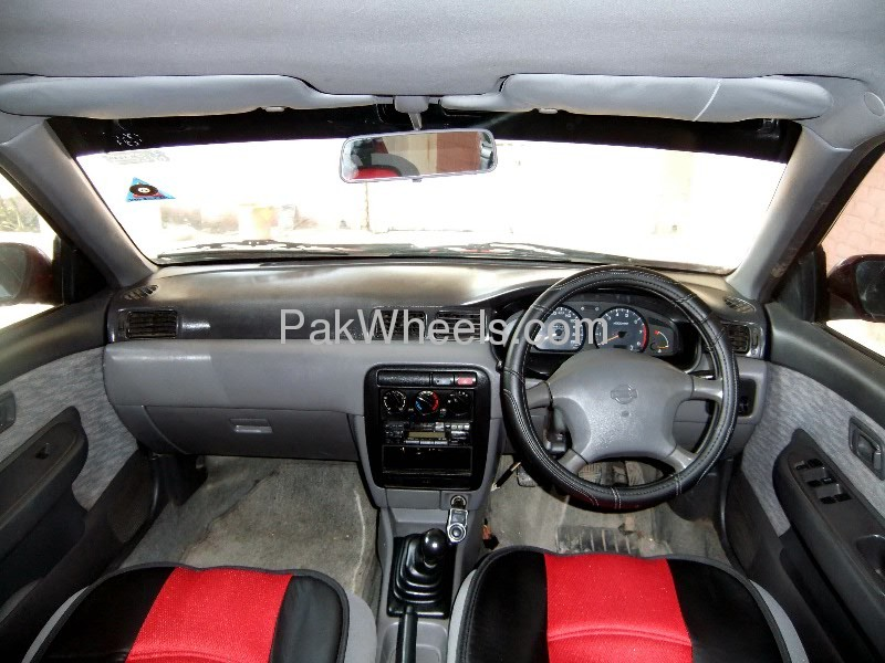 Nissan Sunny EX Saloon 1.3 (CNG) 1998 Image-6
