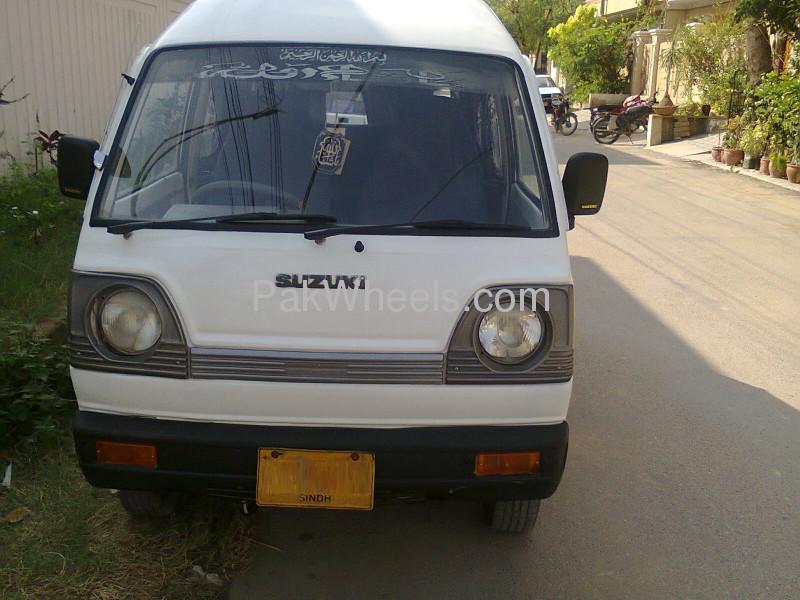 Suzuki Bolan DLX 1998 Image-1