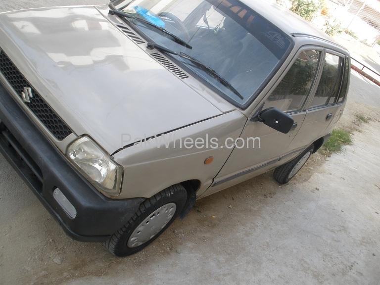 Suzuki Mehran VX (CNG) 1999 Image-7