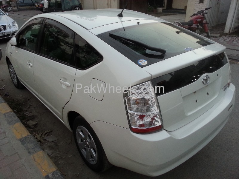 Toyota Prius S 10TH Anniversary Edition 1.5 2007 Image-9