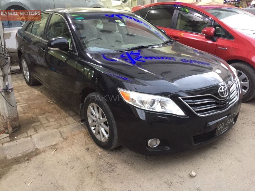 Toyota Camry Up-Spec Automatic 2.4 2010 Image-1