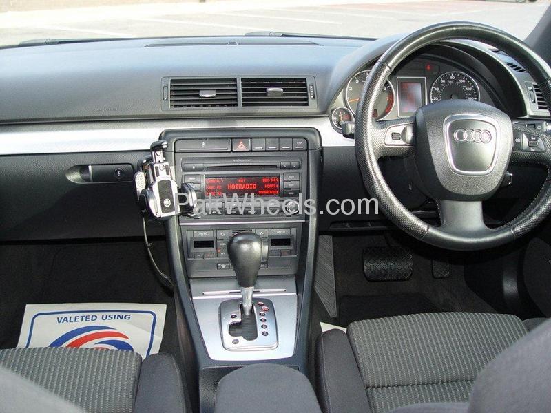 Audi A4 2007 Image-5