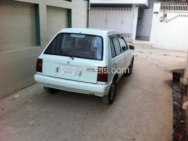 Daihatsu Charade CX Turbo 1984 Image-2