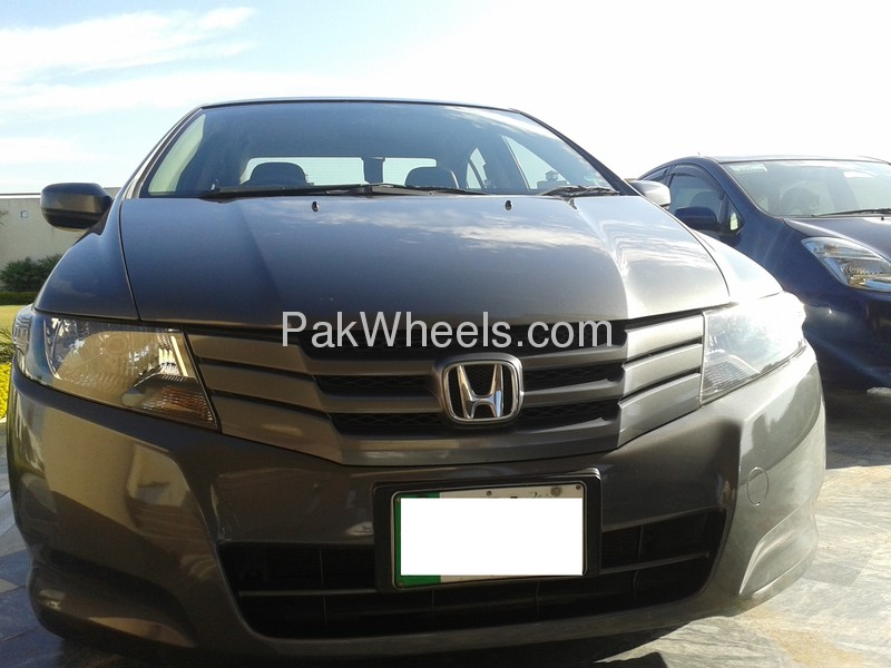 Honda City 2011 Image-1