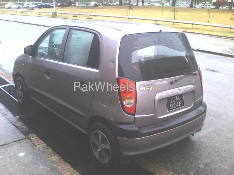 Hyundai Santro Club 2003 Image-3