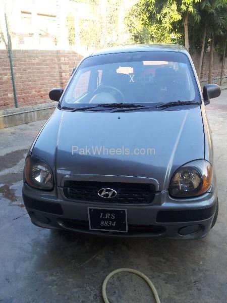 Hyundai Santro Club GV 2003 Image-3