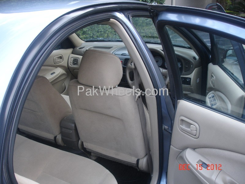 Nissan Sunny EX Saloon 1.3 (CNG) 2007 Image-8