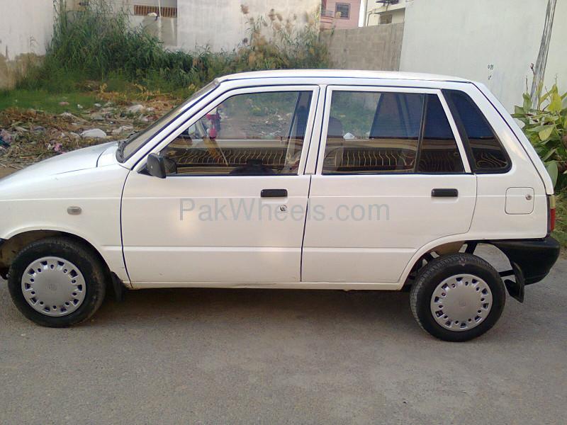 Suzuki Mehran VX (CNG) 2001 Image-2