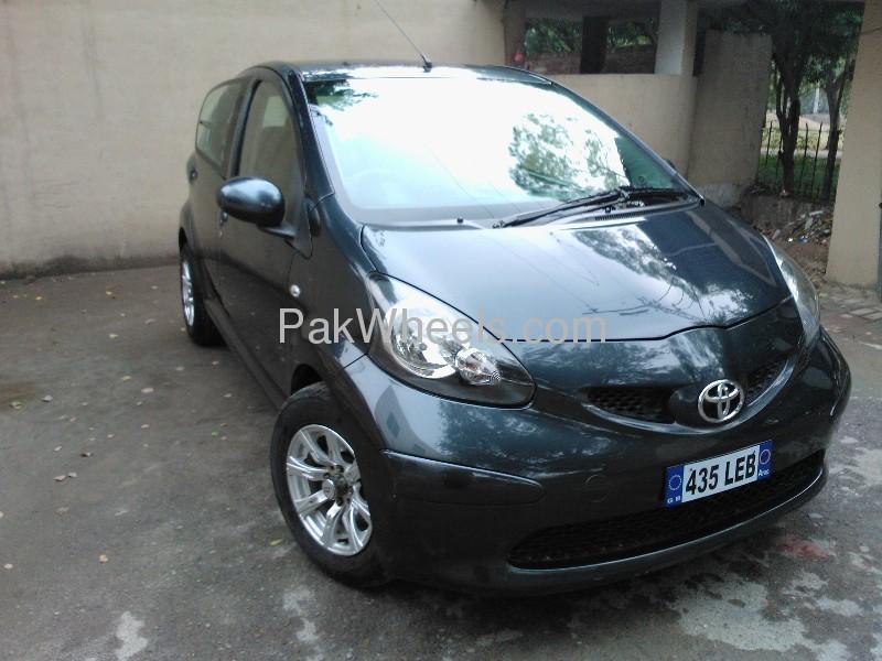 Toyota Aygo 2007 Image-1