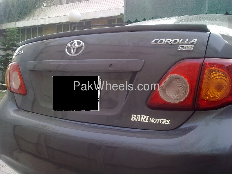 Toyota Corolla GLi 1.3 2010 Image-3