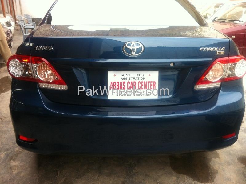 Toyota Corolla XLi 2012 Image-2