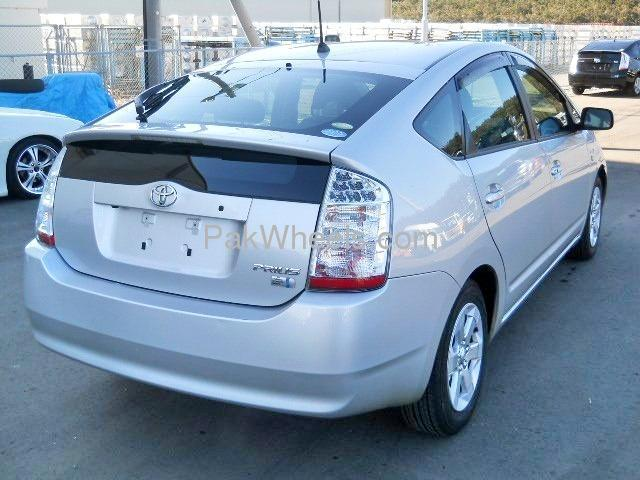 Toyota Prius S 10TH Anniversary Edition 1.5 2007 Image-4